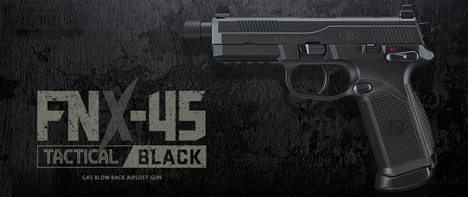 FNX-45 Tactical ブラック